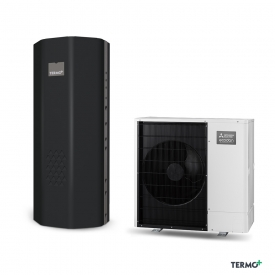 Hydrobox & Zubadan inverter - SPLIT (do -28°C)